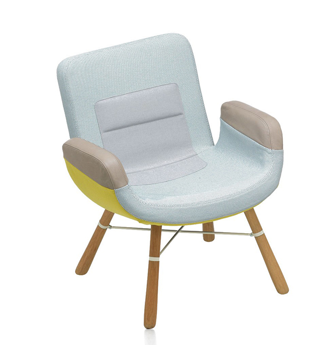 Vitra poltrona east river chair for Poltrone vitra