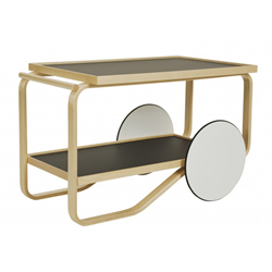ARTEK carrello 901 TEA TROLLEY