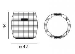 gervasoni croco 13 sizes