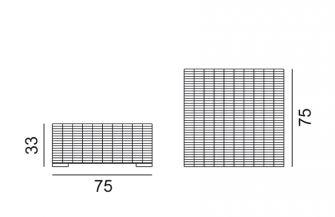 gervasoni croco 14 sizes