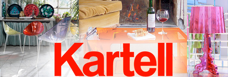 Kartell su MyAreaDesign.it