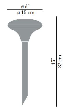 Luceplan Solar Bud