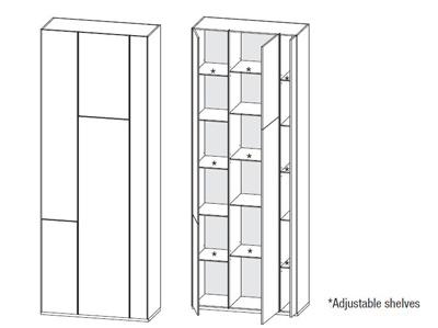 mdf italia random cabinet sizes