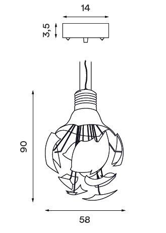 Northern Lighting Scheisse sizes