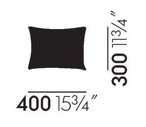 Vitra Graphic Print Pillows