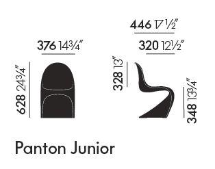 Vitra Panton Junior