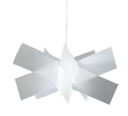 lampadario emporium : EMPORIUM lampadario lampada a sospensione KARTIKA PICCOLA small BIANCO ...