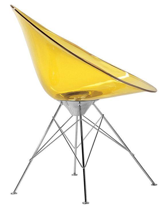 Kartell ero s eros sedia poltroncina poltrona design ebay for Sedia design ebay