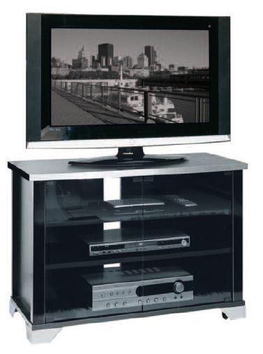 Munari montreal ba191ne mobile porta tv 32 37 nero ebay for Achat television montreal