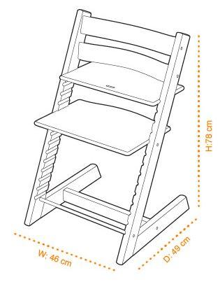 Stokke seggiolone tripp trapp sedia colori vari ebay for Seggiolone stokke tripp trapp usato