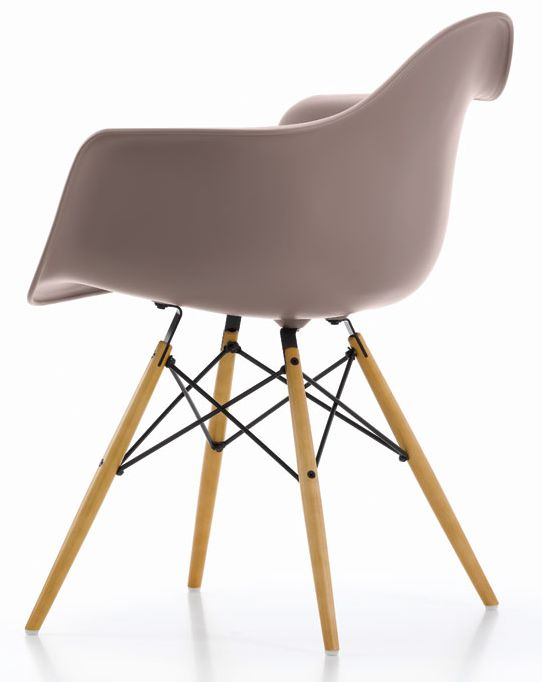 Vitra sedia poltroncina eames plastic armchair daw acer ebay - Eames sedia vitra ...