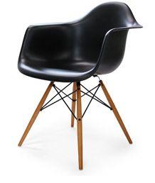 Vitra sedia poltroncina eames plastic armchair daw acer ebay - Sedia eames originale ...
