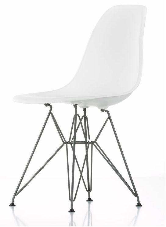 Vitra sedia originale eames plastic armchair dsr design ebay - Sedia eames originale ...