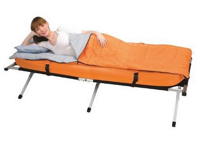 Tenda letto da campeggio bestway con materassino pompa e sacco a pelo 67385 ebay - Letto da campeggio ...
