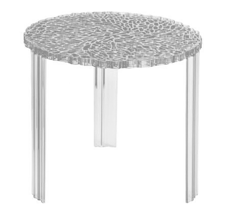 KARTELL tavolino T-TABLE H 44 \