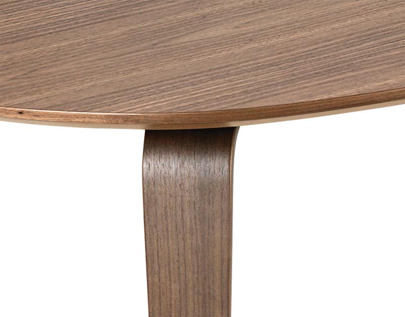 Gubi Dining Table Elliptical Myareadesign It