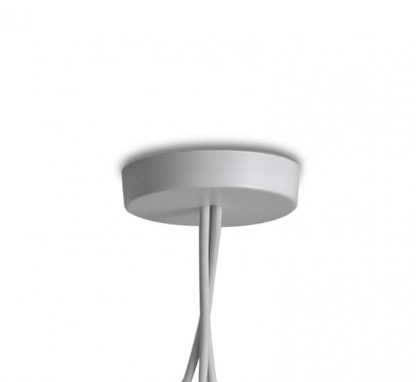 Flos rosone multiplo per lampada a sospensione aim for Flos aim 3 luci prezzo