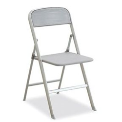 CONNUBIA set 2 folding chairs ALU CB/205