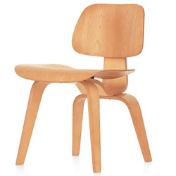 VITRA chair Plywood DCW