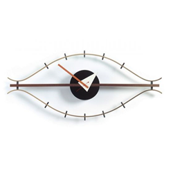 VITRA wall clock EYE CLOCK