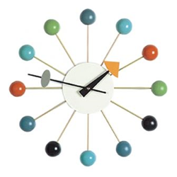 VITRA wall clock BALL CLOCK