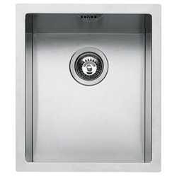 "BARAZZA bath sink flush and built-in square radius ""15"" 1X3440I"