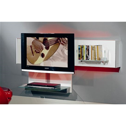 MUNARI TV stand suspended BELT03