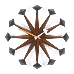 VITRA wall clock POLYGON CLOCK
