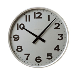 KRIPTONITE wall clock CLASSICO