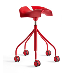 BD BARCELONA DESIGN stool BINARIA