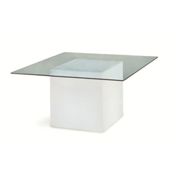 SLIDE table lumineuse SQUARE