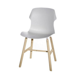CASAMANIA set of 2 chairs STEREO WOOD