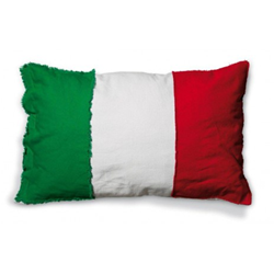SELETTI federa esterna per cuscino FLAGS CUSHION