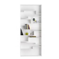 MDF ITALIA wall bookcase MELODY