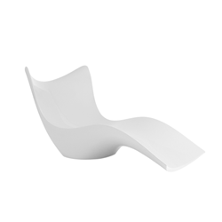 VONDOM sun bed chaise longue SURF