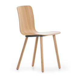 VITRA chair HAL PLY WOOD