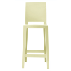 KARTELL set da 2 sgabelli ONE MORE PLEASE H 75 cm