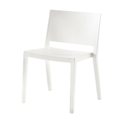KARTELL set of 2 chairs LIZZ MATT