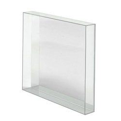 KARTELL wall mirror ONLY ME 50x50 cm