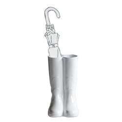 SELETTI pot / umbrella stand RAINBOOTS