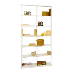 KRIPTONITE wall bookcases KROSSING MAXI