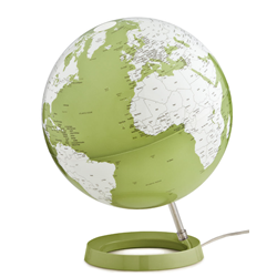 ATMOSPHERE lampe de bureau mappemonde LIGHT & COLOUR BRIGHT