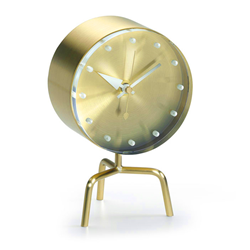 VITRA horloge de table TRIPOD CLOCK