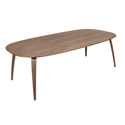 GUBI DINING TABLE elliptique