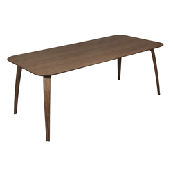 GUBI DINING TABLE rectangular