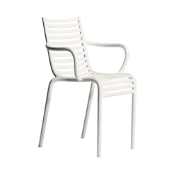 DRIADE set of 4 armchairs PIP-E