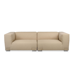 KARTELL Sofa Plastics Duo 2,28mt - Composition 2