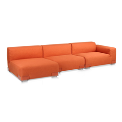 KARTELL Sofa Plastics Duo 2,64 mt - Composition 5
