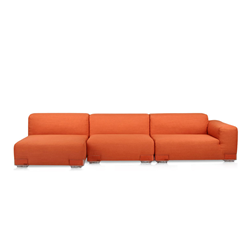 KARTELL Sofa Plastics Duo 2,90 mt - Composition 4