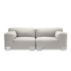 KARTELL Sofa Plastics Duo 1,76 mt - Composition 1